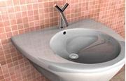 Fissaggio per lavabi WD X / WST / WST X / PFD