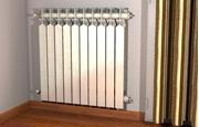 Mensola per radiatori in alluminio RC / RX / TF